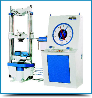 ANALOGUE - UNIVERSAL TESTING MACHINES