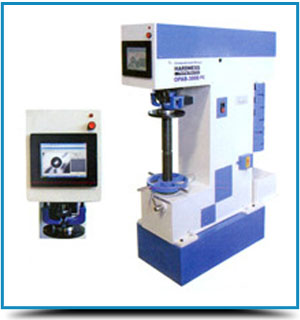 Computerized Brinell Hardness Testing Machines (With Inbuilt Industrial Pc & Touch Screen Facility)