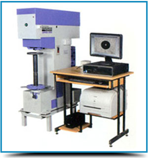 Computerised Optical Brinell Hardness Testing Machines