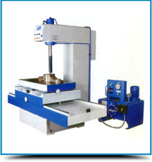 Deep Throat Brinell Hardness Testing Machines with Movable Table