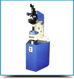 COMPUTER CONTROLLED, BALL-SCREW DRIVEN UNIVERSAL TESTING MACHINES